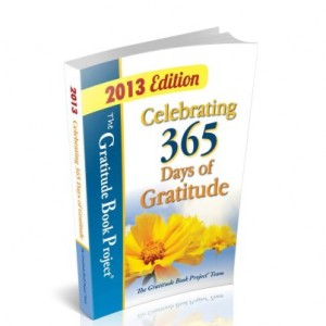 Celebrating 365 days of gratitude