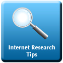 Internet Researching Tips